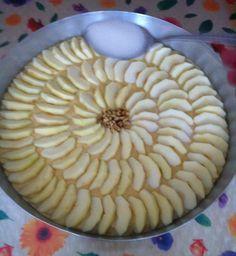 Elmalı Pasta Tarifi (7)
