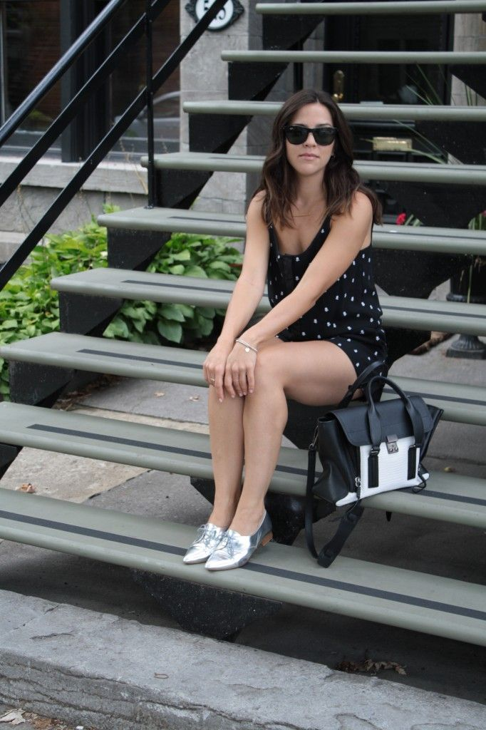 Shoes have the power to take an outfit from simple to stunning #ootd
