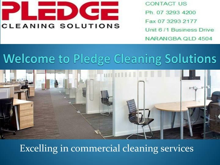 Pledge Cleaning Solution has become the prime selection of the customers owing to the personalized and professional cleaning services in Brisbane. We have been operating in this domain for 25 years, and have rendered our services to many industries, offices, hotels and real-estate contractors, satisfactorily.