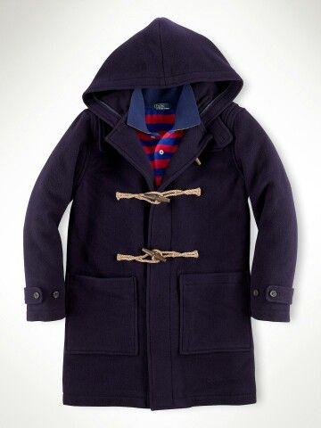 Ralph Lauren boys toggle coat