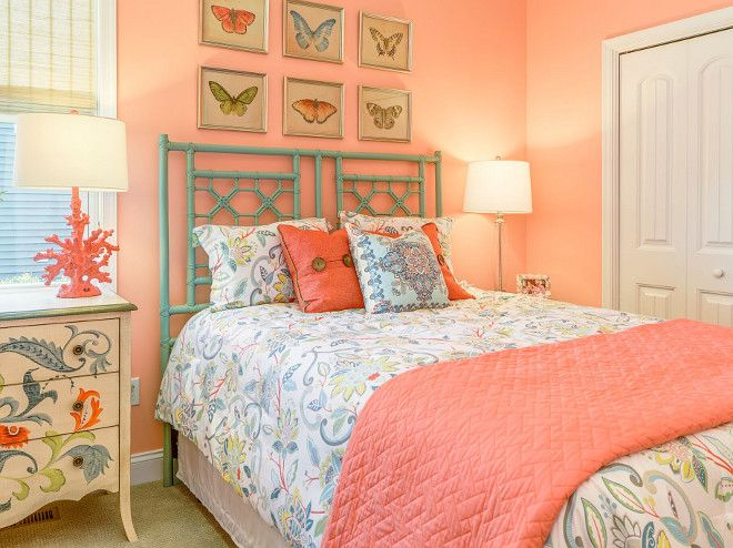 coral color bedroom best 25 coral paint colors ideas on 11265