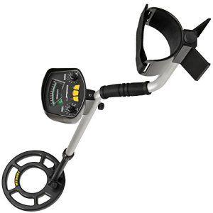 Jago – Détecteur de métaux automatique – bobine de détection étanche – accoudoirs et bras téléscopique rembourrés