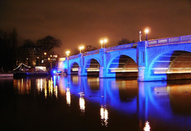 Kingston Bridge, Kingston-upon-Thames, England