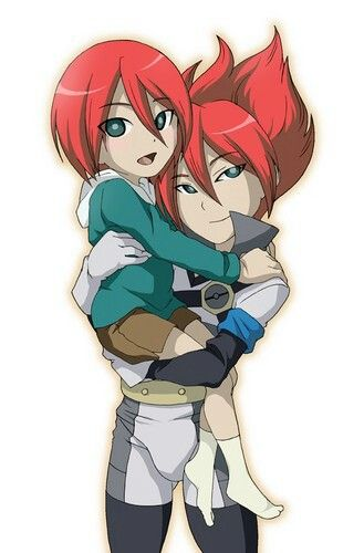 Hiroto and he baby ♡
