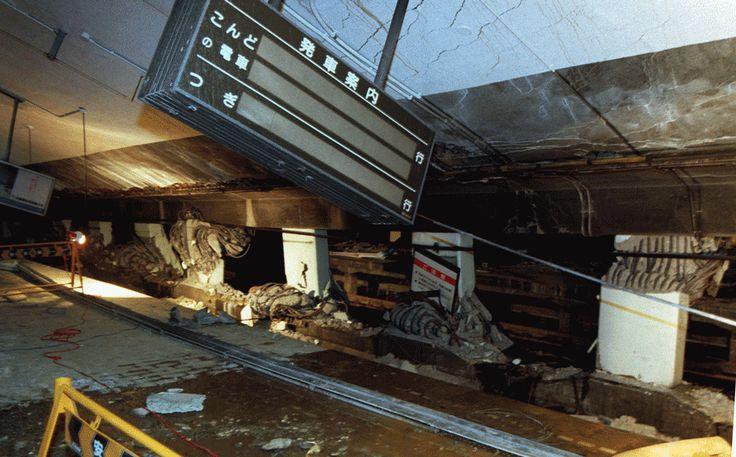 阪神・淡路大震災から20年。失われた面影を求めて【画像】神戸高速鉄道大開駅(神戸市兵庫区)
