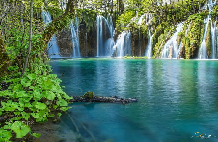 Dreaming - Plitvice Lakes National Park is one of the oldest national parks in Southeast Europe and the largest national park in Croatia. In 1979, Plitvice Lakes National Park was added to the UNESCO World Heritage register. The national park was founded in 1949 and is situated in the mountainous karst area of central Croatia, at the border to Bosnia and Herzegovina. The important north-south road connection, which passes through the national park area, connects the Croatian inland with the…