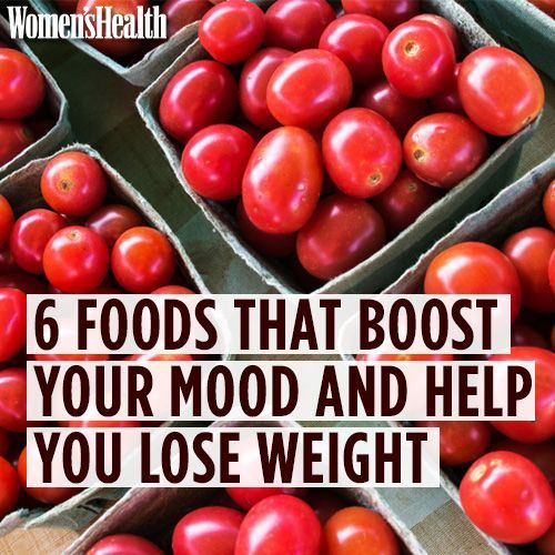 6 Foods That Boost Your Mood AND Help You Lose Weight