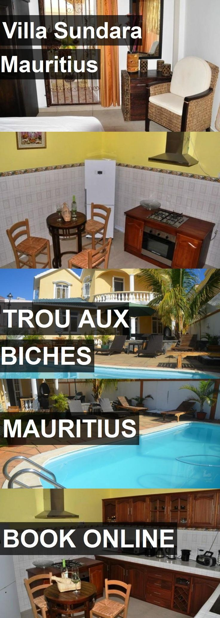 Hotel Villa Sundara Mauritius in Trou aux Biches, Mauritius. For more information, photos, reviews and best prices please follow the link. #Mauritius #TrouauxBiches #VillaSundaraMauritius #hotel #travel #vacation