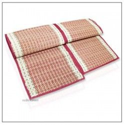 Kusha grass is considered highly sacred. Sages often sit on Kusha grass mats when they do their meditation.Hand woven mats from Kusha grass, http://vedicvaani.com/index.php?_route_=Yoga-Mats-Online-India mats are ideal as seats while doing rituals and meditation.
