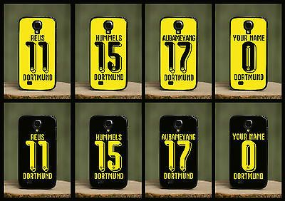 Dortmund Borussia BVB FC Football Phone Case Cover fits Samsung Galaxy HTC One M8 mini M9 S3 S4 S5 mini S6 edge