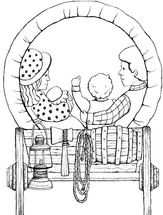 coloring pages prairie - photo#30