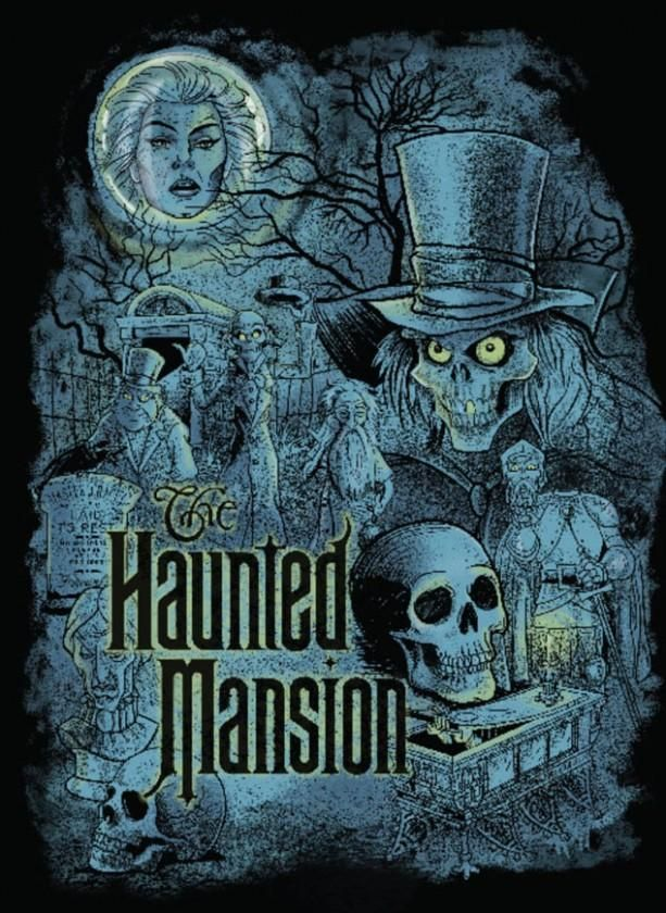New Haunted Mansion Merchandise Materializing This Fall at Disney Parks
