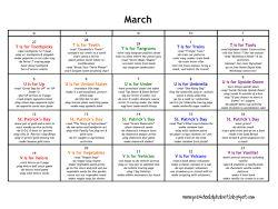 Preschool Alphabet: Preschool Plan for January!