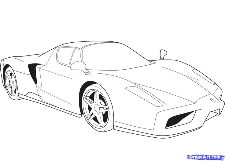 Best Car Drawing For Kids Images On Pinterest Drawing Car