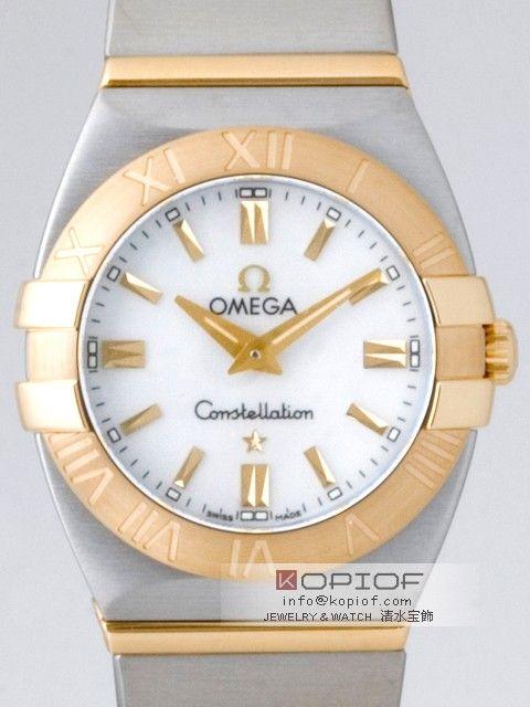 オメガ コンステレーション スーパーコピー1381.70 ダブルイーグル ホワイトシェル 商品番号: omega0523 市場価格: 18700 円 販売価格: 17000 円 在库数: 有