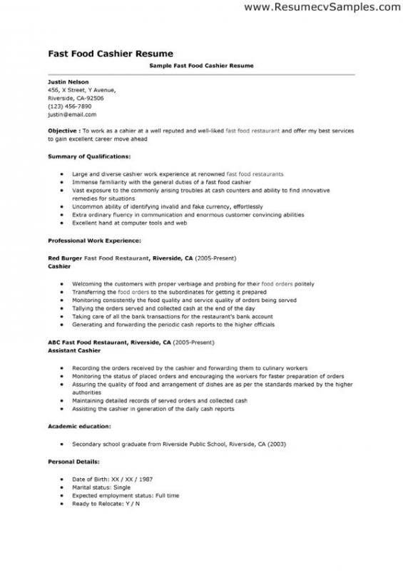 Retail Sales Associate Resume Sample Writing Tips Cashiers