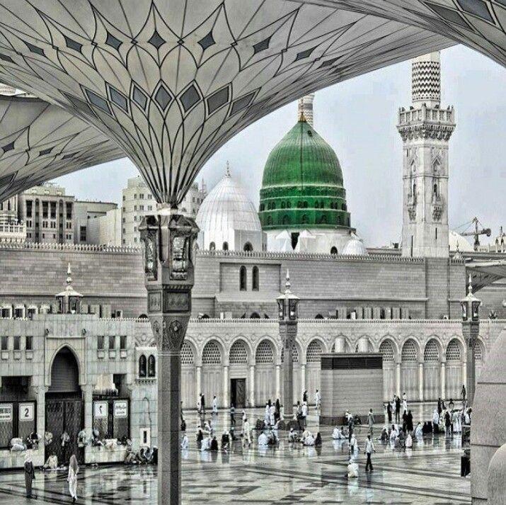 100+ ideas to try about Masjid-e-Nabawi .. Medina Munawara ...