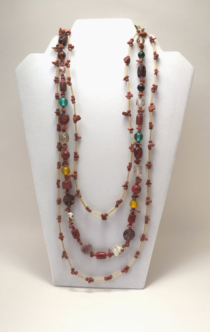 42 Best Nenafashions Pieces Available Images On Pinterest Etsy Earrings Recycled Circuit Board And Copper Red Glass Beads Geekery Long Triple Strand Multicolor Sandstone Chip Necklace 1510