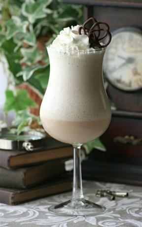 Amarula Shake: 1 oz Amarula cream liqueur - 1 oz Kahlua - 2 oz milk - 1 cup crushed ice. Blend until smooth.  Enjoy!