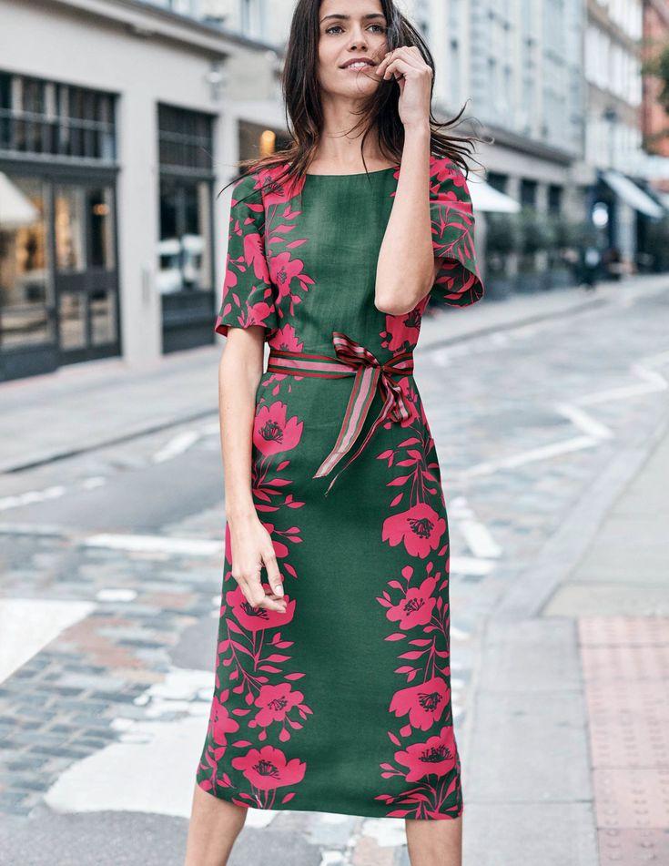 Elspeth Dress W0082 Smart Day at Boden