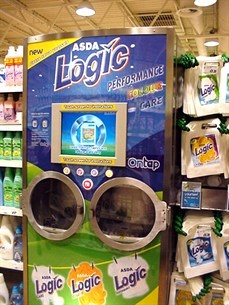 What do you think about this concept? Dispensing of product into retail refillable packaging selected and operated by customers from un-manned dispensing machines PD