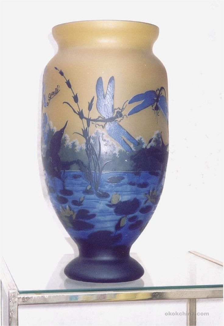 84 best art nouveau vase images on pinterest art nouveau glass hand made glass vase art nouveau style568g jpeg 750 1091 reviewsmspy