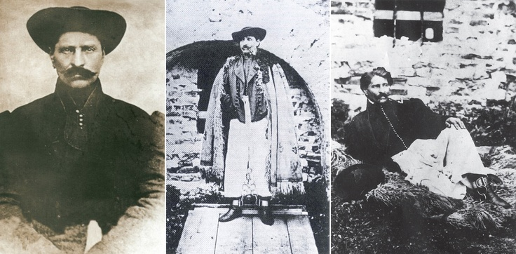 Rózsa Sándor (1813–1878) - a legendary Hungarian outlaw, the best-known Hungarian highwayman, he enjoyed much the same esteem as Dick Turpin, with elements of Robin Hood thrown in for good measure