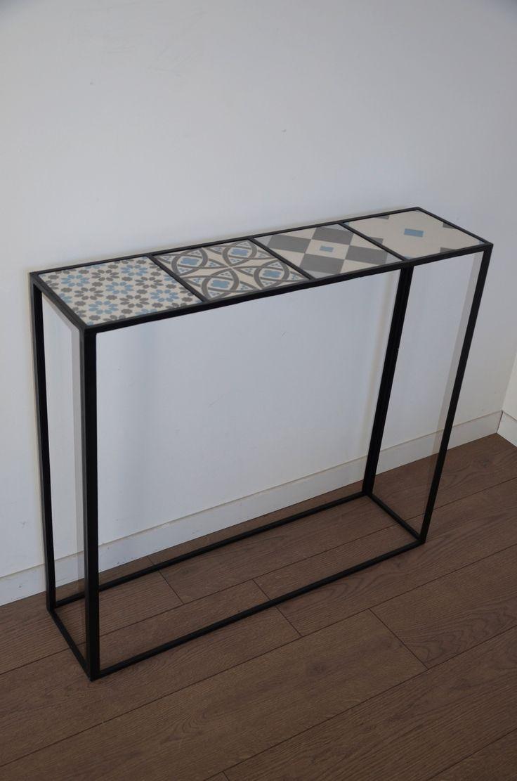 les 53 meilleures images du tableau console sur pinterest consoles meuble et meubles. Black Bedroom Furniture Sets. Home Design Ideas