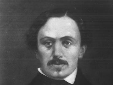 Francisco González Bocanegra. Poeta Mexicano. Compositor de  la Letra del Himno Nacional. Orgullo Potosino.