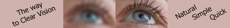 Improve eyesight naturally - Home page/// stop annoying eye twitching!!