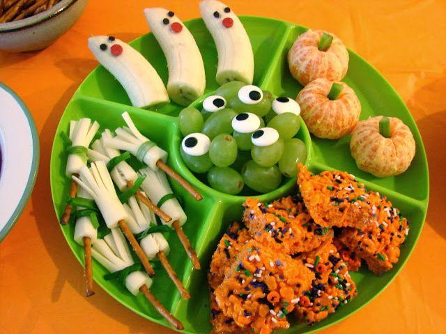 american girl doll play fun food for halloween - Halloween Decorations Food