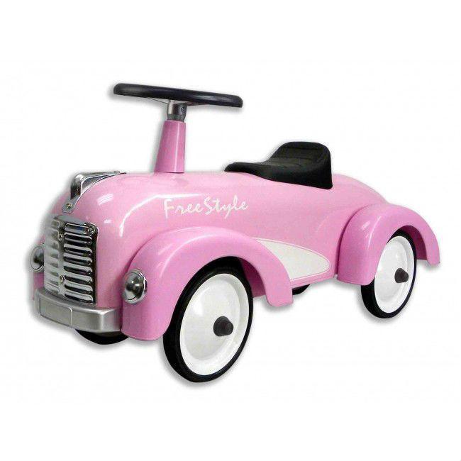 Gåbil Speedster Rosa