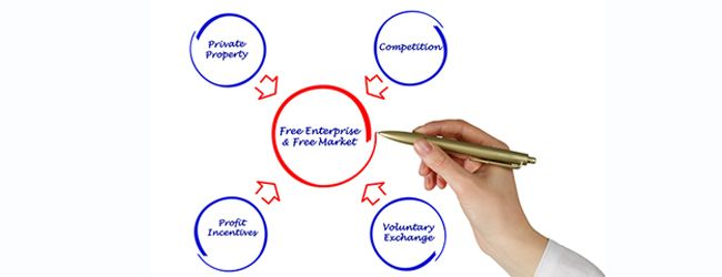 The Free Enterprise System: More Than Just Freedom