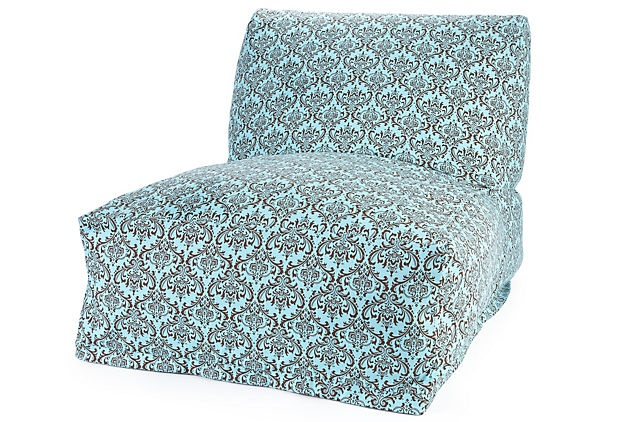 Outdoor beanbag chair: Indoor Outdoor Beanbag, Soft Blue, Outdoor Beanbaglov, Outdoor French, Madi Beanbag, Beans Bags Chairs, French Madi, Beanbag Chairs, Outdoor Beanbag Lov