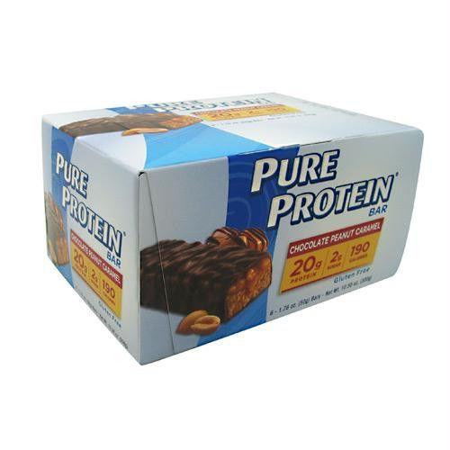 Pure Protein Pure Protein Bar Chocolate Peanut Caramel - Gluten Free