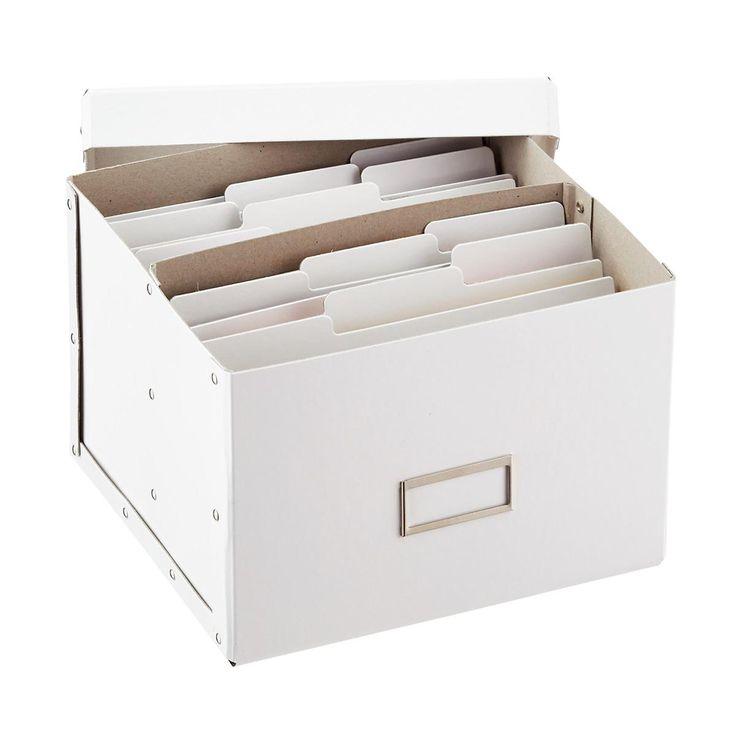 Хранение для открыток