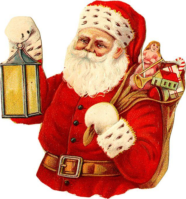 Zibi Vintage Scrap: Zaprosimy Mikołaja jeszcze raz?