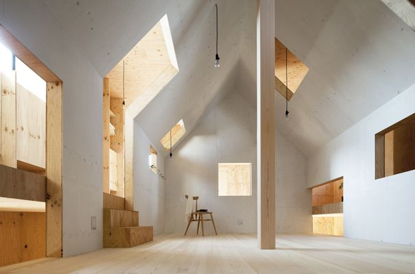 Japanese House by mA-style architects