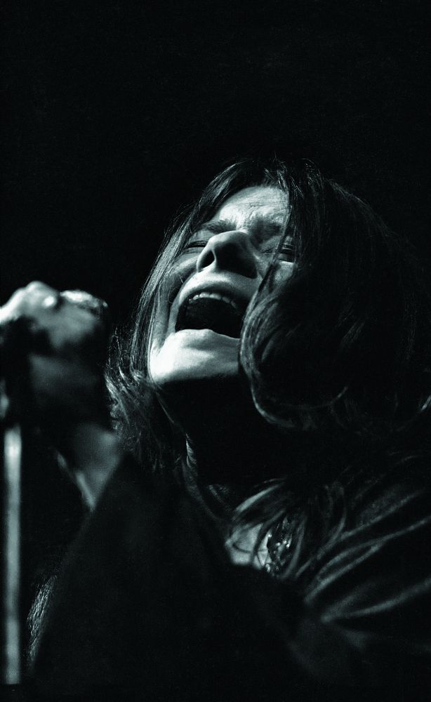Janis: A phenomenon; at Fillmore East, March 1968 by Ken Regan