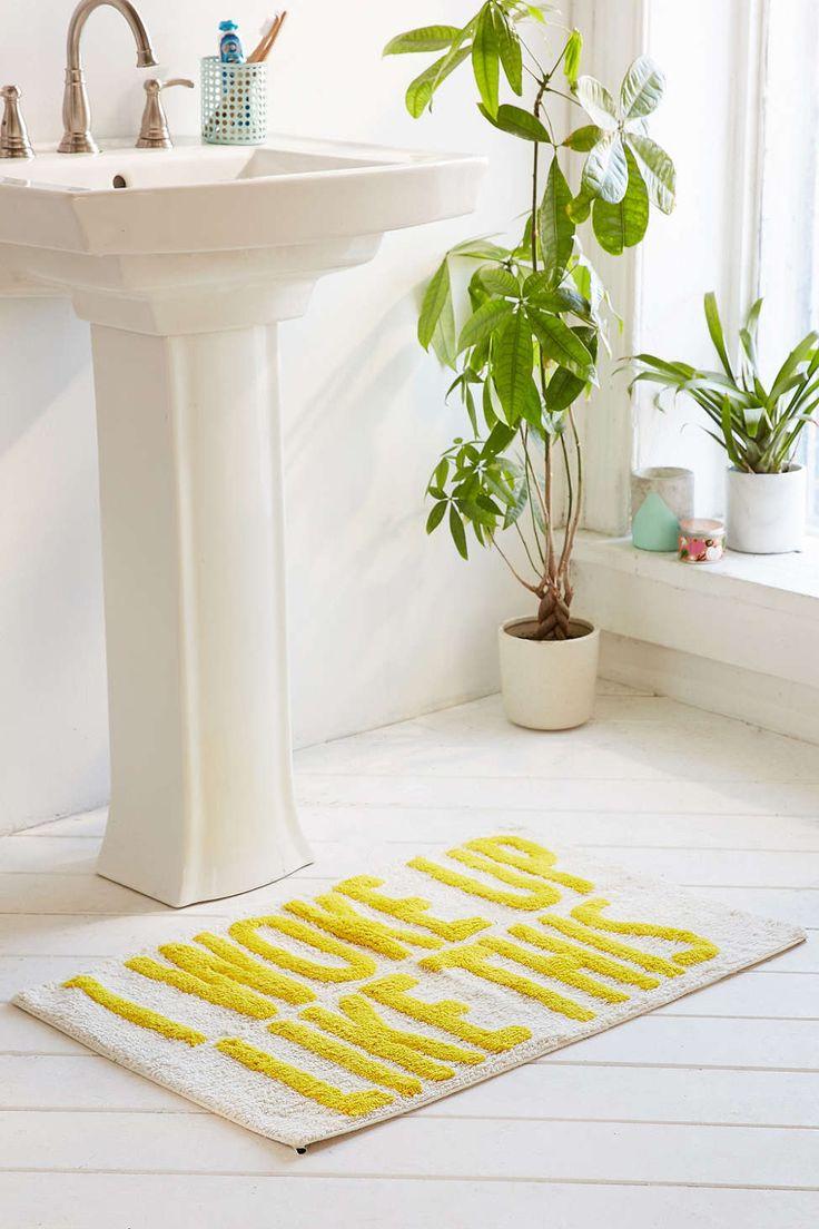 les 25 meilleures id es de la cat gorie tapis de bain sur pinterest vieilles serviettes. Black Bedroom Furniture Sets. Home Design Ideas