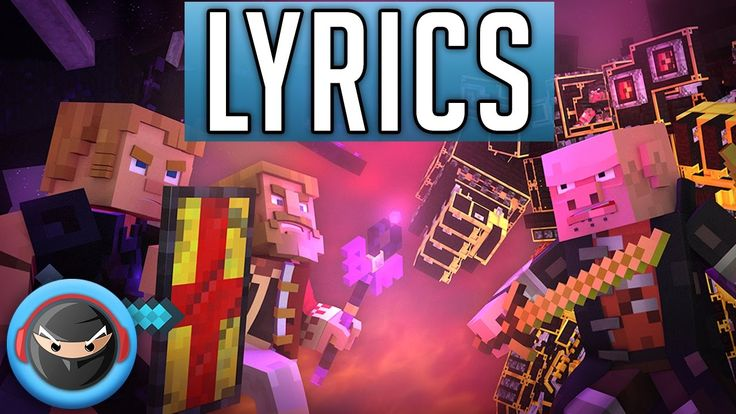 "MINECRAFT SONG ""Dragonhearted"" LYRICS"