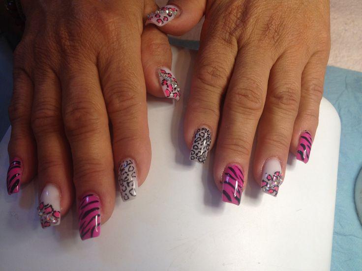 Decoración de uñas!!!