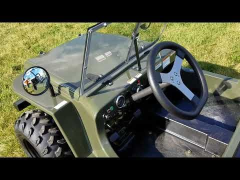 GAS Golf Cart Mini Truck - For Sale From SaferWholesale.com - YouTube