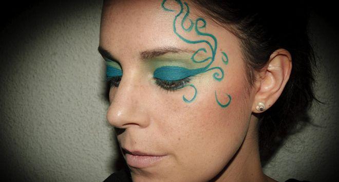 Cómo hacer un maquillaje de fantasía para Carnaval | Carnaval