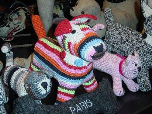 магазин игрушек в Париже