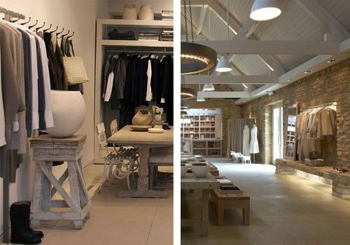 one of the most impressive retail spaces..bamford barn