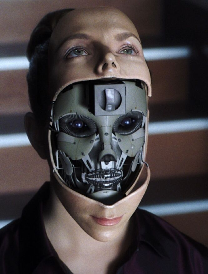 A.I. Artificial Intelligence (2001) cyberpunk