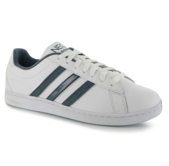 Adidasi Adidas Derby Suede Mens White