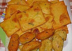 Panelle e Cazzilli - #sicilia #sicily #siciland #italia #italy #belpaese #panelle #cazzilli #mangiarbene #food #sicilianfood #cibosiciliano