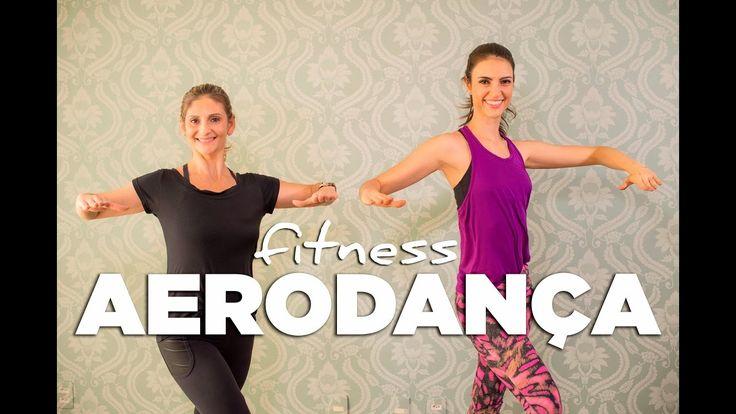TV Chris Flores: dança aeróbica para emagrecer, perdendo até 500 calorias